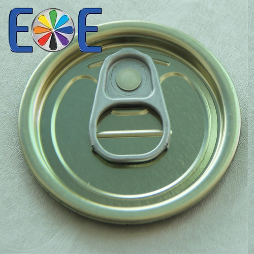 frozen tinplate easy open lid corporation
