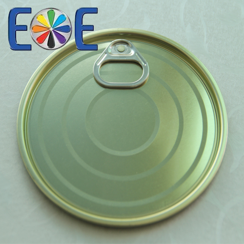 tinplate canned food easy open end manufacturer