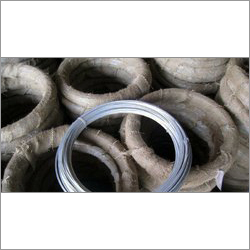Plain Hessian Strips Wrapped On Steel Wire