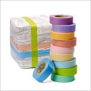 Multi Colored Adhesive Tape