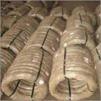 Hessian Strips Wrapped On steel Coils