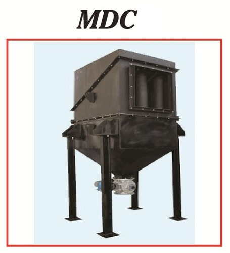 Mechanical Dust Collector (MDC)
