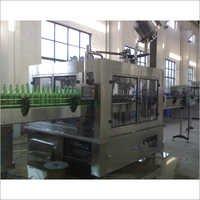 Rinser Filler Capper Machine