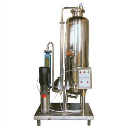 Soft Drink Mixing Machine