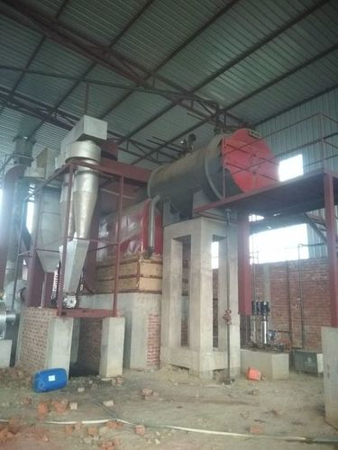 Rice Mills Boiler