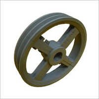 Harvester Combine Pulley