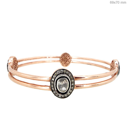 Rose Cut & Polki Diamond Jewelry