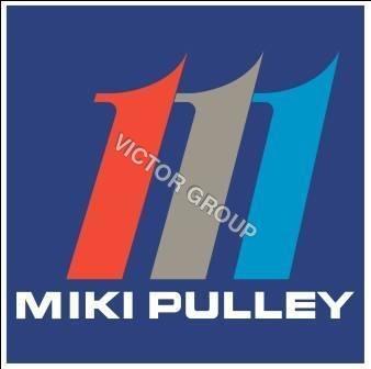 Miki Pulley Authorised Dealer in Mumbai
