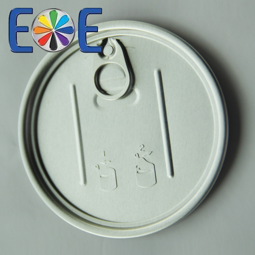 99mm aluminum can easy open end|401 dry food lid|Easy open end manufacturer|Easy open lid