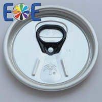 52mm energy drink lid|202RPT juice lid|Beverage lid|Beer lid|Easy open end|Carbonated drink can eoe