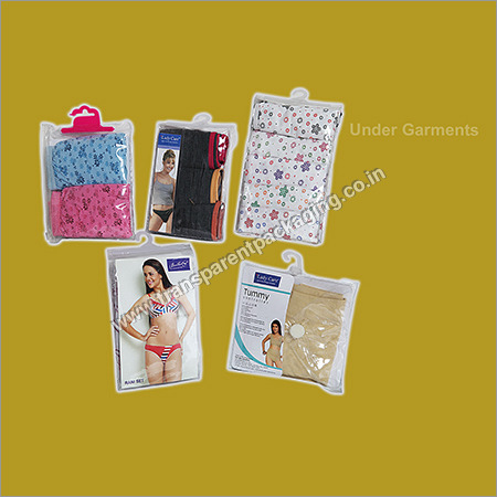 Transparent Soft PVC Pouches