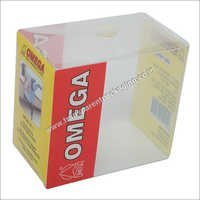 Transparent Pp Boxes For Stationery