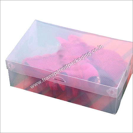 Transparent Undergarment PP Box