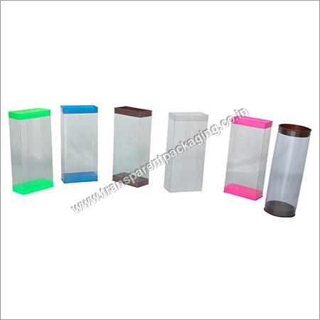 Transparent Pvc Boxes With Lids