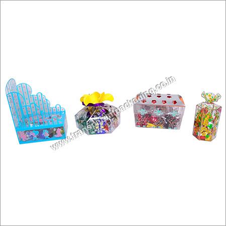 Transparent Pvc Boxes For Chocolates