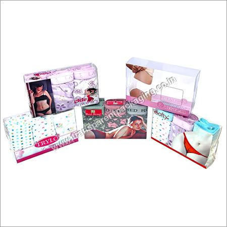 Transparent Offset Printed Pvc Boxes