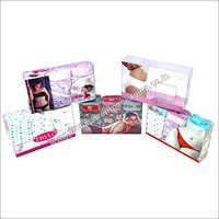 Transparent Offset Printed Pvc Boxes