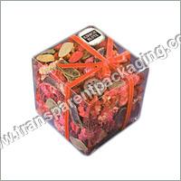 Pvc Box For Dry Flowers
