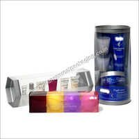 Pvc Box For Cosmetics And Toiletries
