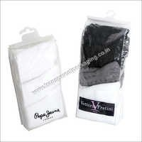 Transparent Soft Pvc Pouches For Socks