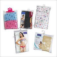 Transparent Soft Pvc Pouches For Innerwear