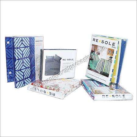 Transparent Soft Pvc Pouches For Bed Sheet