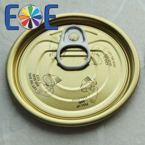 65mm tuna fish can lid|211 tomato paste lid|Tinplate easy open end|Tin can lid|Meat easy open lid