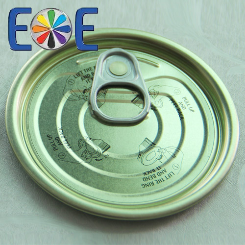 73mm tuna fish can lid|300 tomato paste lid|Tinplate easy open end|Tin can lid|Meat easy open lid