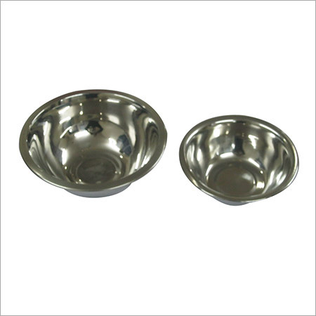 Decorative Stainless Steel Fruit Bowl