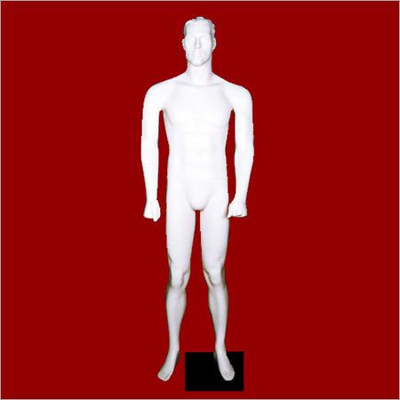 Plastic Male Mannequin