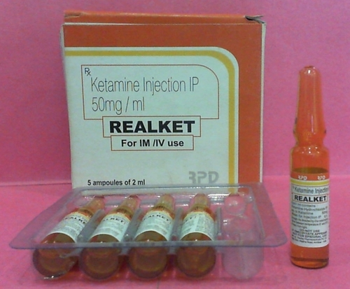 Realket Injection IP 50/mg/ml