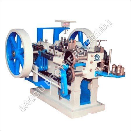 Machinery Range