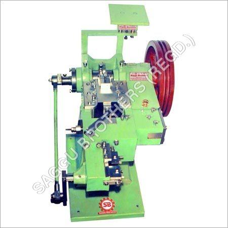 Tinman Rivet Making Machine