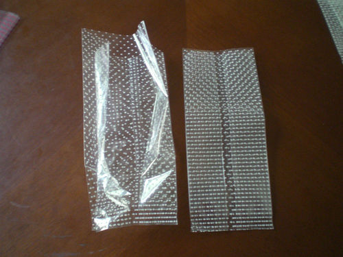 Side Gusseted Laminated Pouches