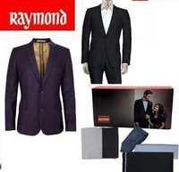 Raymond Suit length