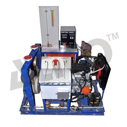 Multicylinder Four Stroke Petrol Engine