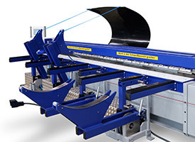 Plastic Sheet Rolling Machine