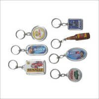 CRYSTAL PHOTO KEY CHAIN (NEW)