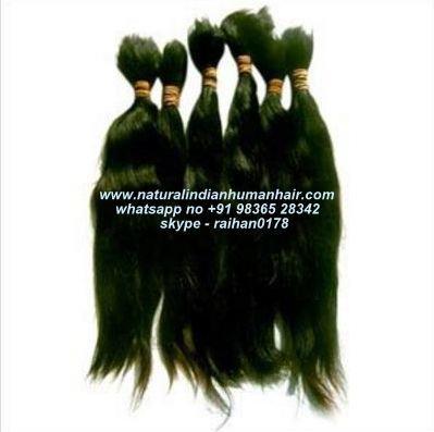 100% Natural Indian Human Hair