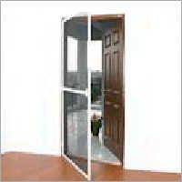 Openable Mesh Doors
