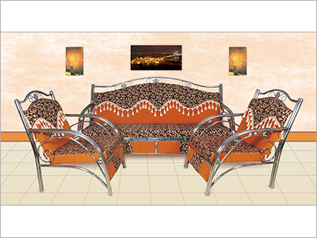 Spring Steel Sofa Set