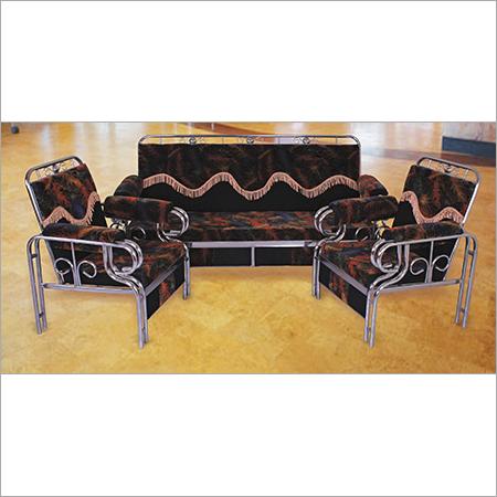 Designer Steel Sofa Set