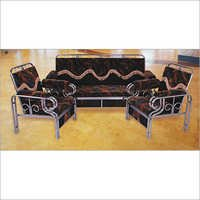 Designer Steel Sofa Set