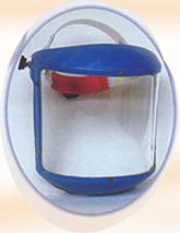 Fibre Glass Face Shield