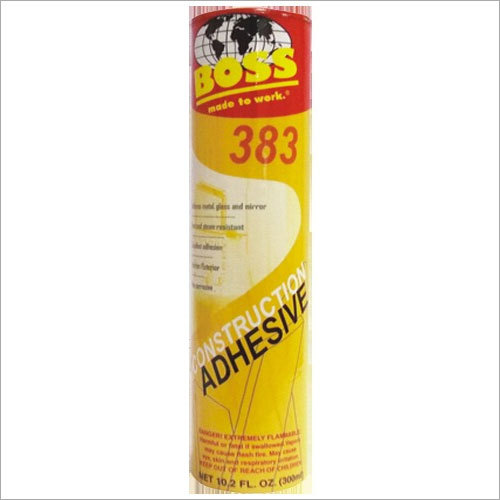 BOSS 383 Weather Seal Silicone Sealant