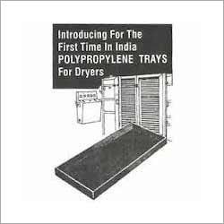 Dryer Polypropylene Tray