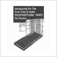 Dryer Polypropylene Tray