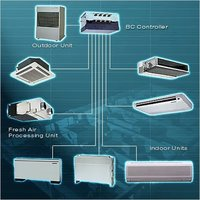 Industrial VRF System
