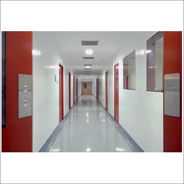 Modulars Cleanroom Doors