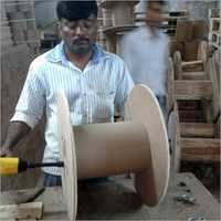 Wooden Electrical Cable Reels